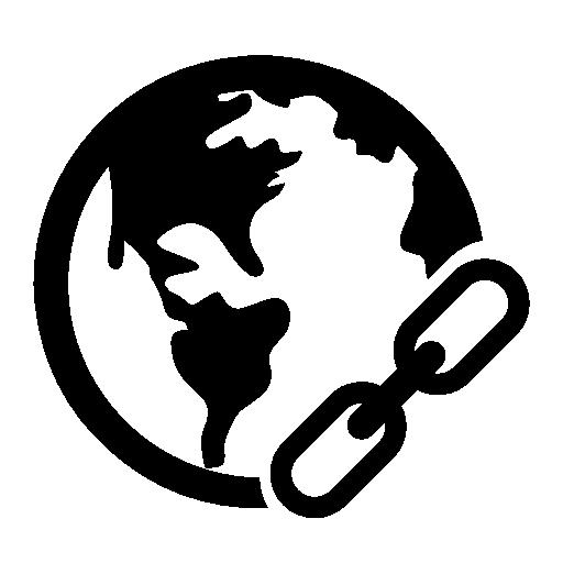Ícone de Link Externo